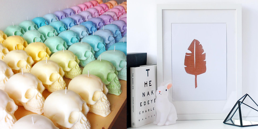 Best Independent Etsy Designers - get the Pinterest Home of your Dreams 3