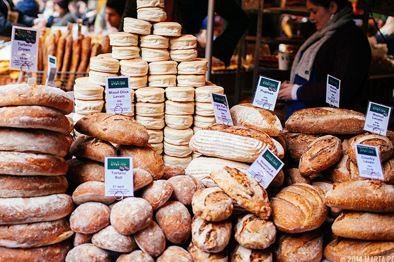 Best Markets in London 1